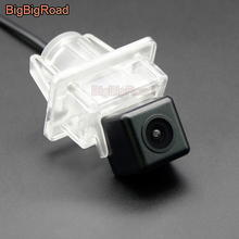 BigBigRoad Vehicle Wireless Car Rear View CCD Camera HD Color Image For Mercedes Benz A Class W176 E Class W212 W213 W207 C207
