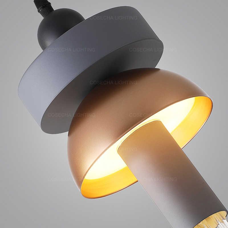 Einzigartige anhänger licht led moderne glas anhänger lampe mimi/kleine hängen licht in kinder/childrens' raum kreative modische design