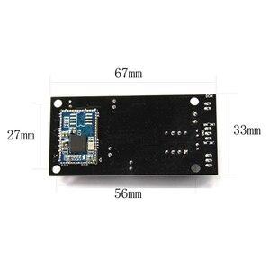 Image 4 - CSR8675 Bluetooth 5.0 kablosuz kayıpsız ses Stereo almak ES9018 APTX HD I2S DAC desteği 24Bit/96Khz anten ile A7 001