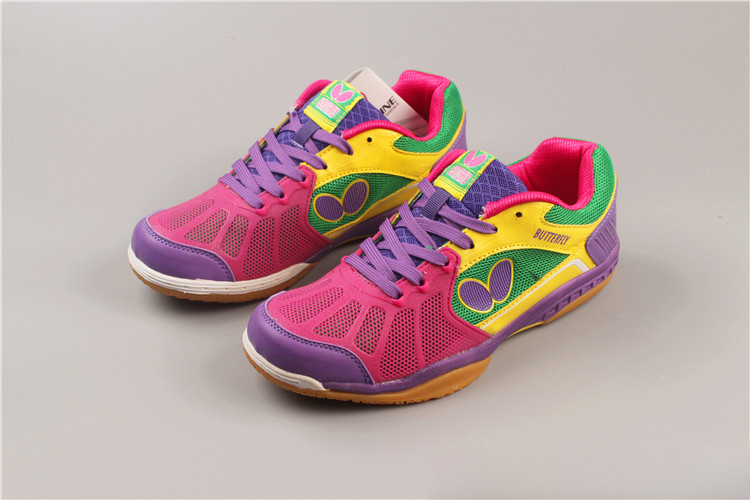 Table Tennis Badminton Shoes Men Women Professional Anti-Slip Lightweight Ping Pong Shoes Zapatillas Padel Sneakers Gym Shoes