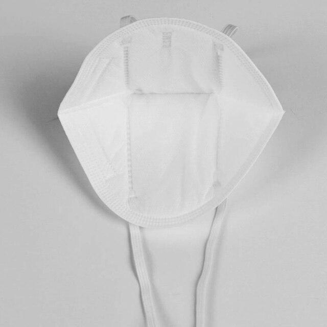 10-200 piece face mask FFP2 facial masks KN95 mask protect maske dust mask mouth mask PM2.5 95% filtered  mascarillas tapabocas 2