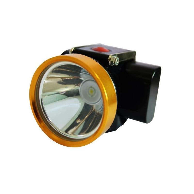 Cordless Mining Lamp Hunting Headlamp Ultralight 4000ma