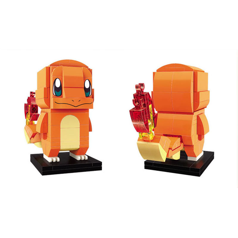 ENLIGHTEN Pokemon All Set Building Blocks 35