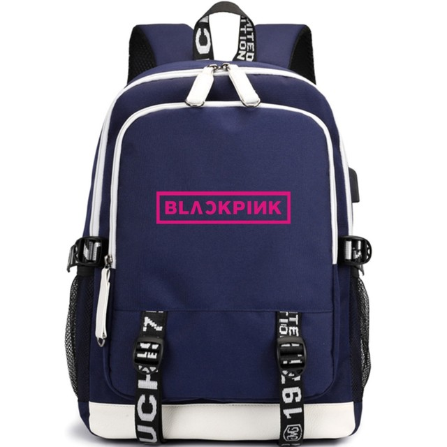 BLACKPINK THEMED BACKPACK (6 VARIAN)