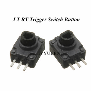 Image 5 - IVYUEEN 11 in 1 Analog Stick Sensor Potentiometers + Thumb Sticks LT RT Trigger Switch Button for Microsoft Xbox 360 Controller