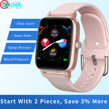 "Sport Smart Watch Women Men 2020 iOS Watch Series Same 1.4""Full Touch Screen Heart Rate Smart Waterproof Android Wrist Watches himouto umaru chan japan anime led watch waterproof touch screen women wrist watches comics cartoon christmas gift"