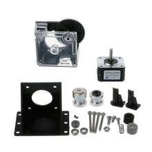 купить For 3D Titan Extruder Full Kit With 17Hs4023 Stepper Motor For 3D Printer Support 1.75 Direct Drive Bowden Mounting Bracket по цене 824.56 рублей