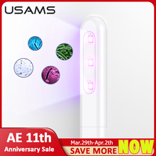 Sterilization-Lamp Portable Uv-Light USAMS Bacteria-Remover Hand Mini-Usb