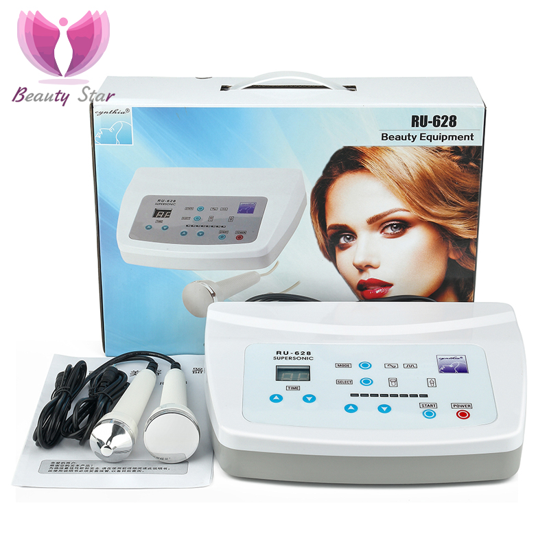 Ultrasonic High Frequency Facial Machine Skin Care Freckle Removal Face Lifting Skin Anti Aging Ultrasonic Facial Beauty Massage