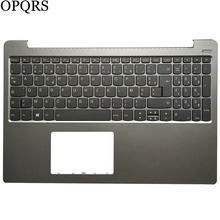 NEW for Lenovo ideapad 330S-15 330S-15ARR 330S-15IKB 330S-15ISK 7000-15 French/FR laptop keyboard with palmrest cover backlight