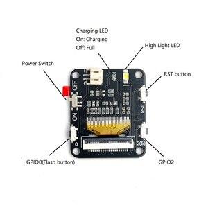 Image 4 - DSTIKE WiFi Deauther nadgarstek V2 poręczny zegarek Esp ESP8266 płytka rozwojowa inteligentny zegarek DevKit NodeMCU