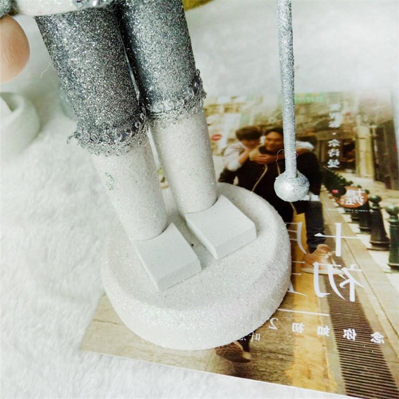 Рождественские украшения для дома Счастливого Рождества украшение ручной работы аксессуары - 6