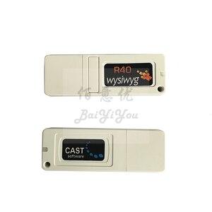 Image 3 - 1 ensemble/lot Wysiwyg libération R40 effectuer un Dongle chiffré théâtre spectacle lieu DJ logiciel avec pilote USB et belle boîte cadeau