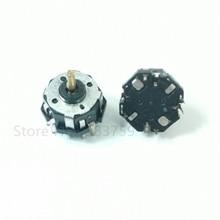 Оригинальный четырехсторонний переключатель RKJXT1F42001, автомобильный навигационный кодировщик, клавишный переключатель RKJXT1F42001 с кодировщиком push switch