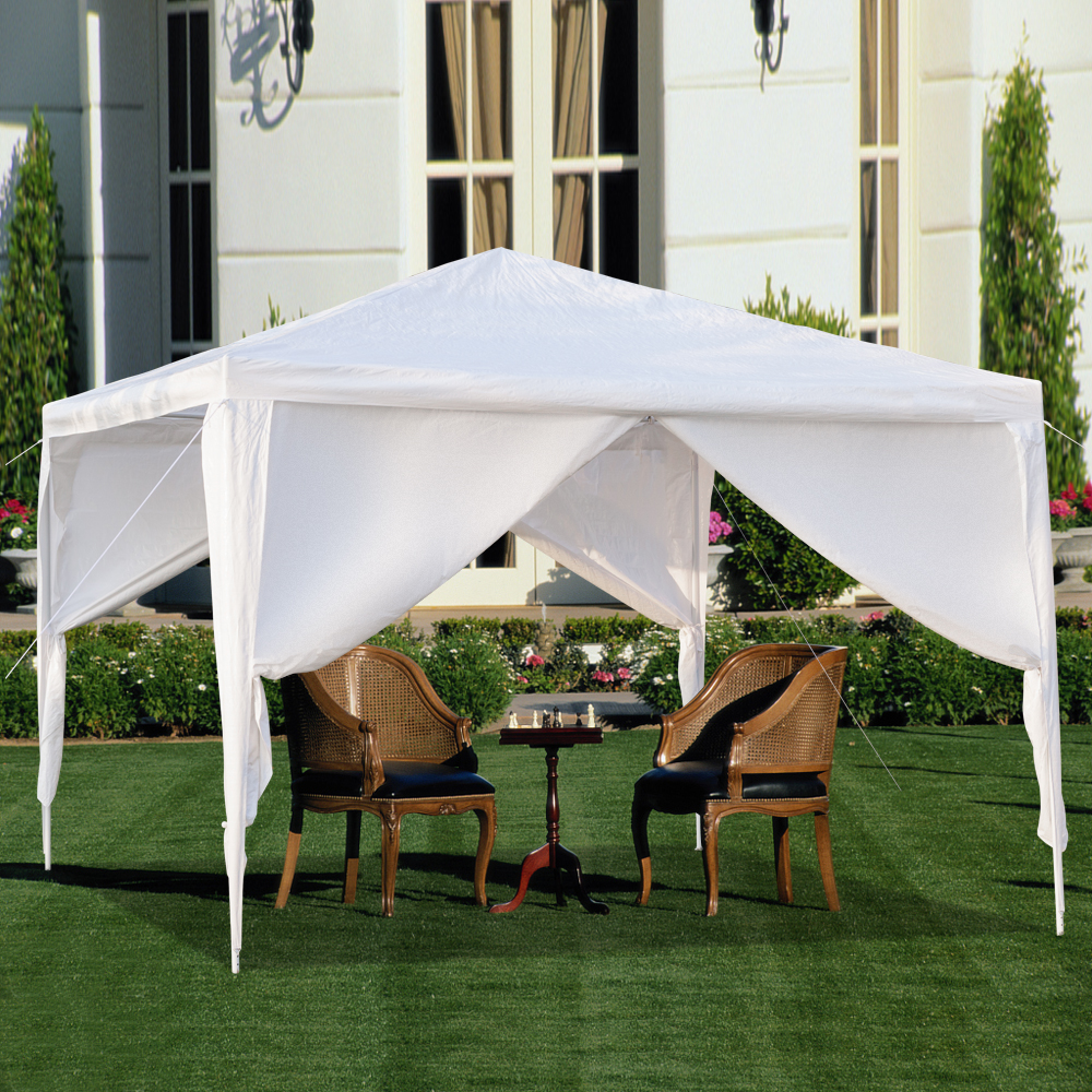 3x3m Gazebo Tents Waterproof Garden Tent Gazebo Canopy Outdoor Marquee Market Tent Shade Party Pawilon Ogrodowy