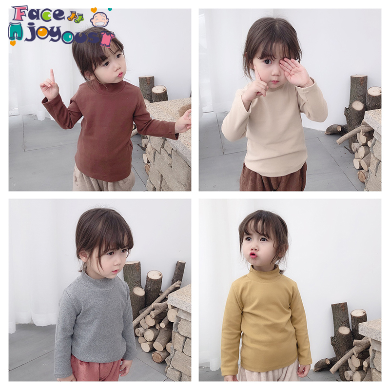 Boy Girl Baby Kids Ribbed Knit Sweater Soft Warm Children/'s Sweater Pullover Top