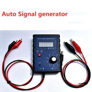 Image 1 - 自動車の車両信号シミュレータ generator 車ホールセンサクランクシャフト位置センサ信号テスターメーター 2 60hz に 8 125khz