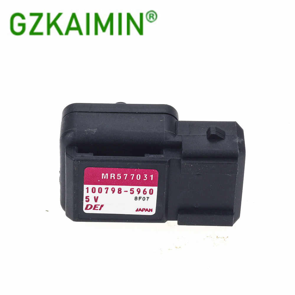 Top Turbo Boost Luchtdruk Map Sensor Oem MR577031 100798-5960 1007985960 Voor Mitsubishi Pajero Shogun MK3 2.5 3.2 td DI-D