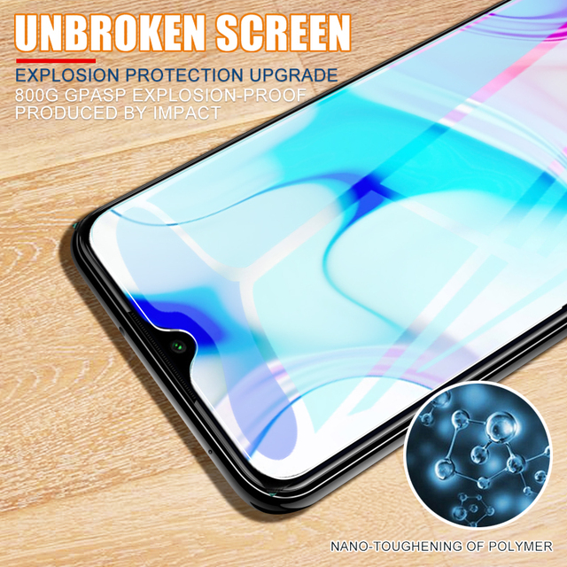 3Pcs Protective Glass For Redmi 8 8A 7 7A 6 6A Film Screen Protector For Xiaomi Redmi Note 8T 8 7 6 Pro Tempered Glass 9H HD
