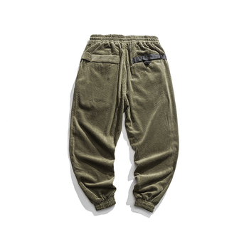Mens Baggy Cargo Pants Loose Beam Pants Korean Loose Japanese Retro Casual Sports Trousers Lightweight Cotton Sweatpants NN50CK