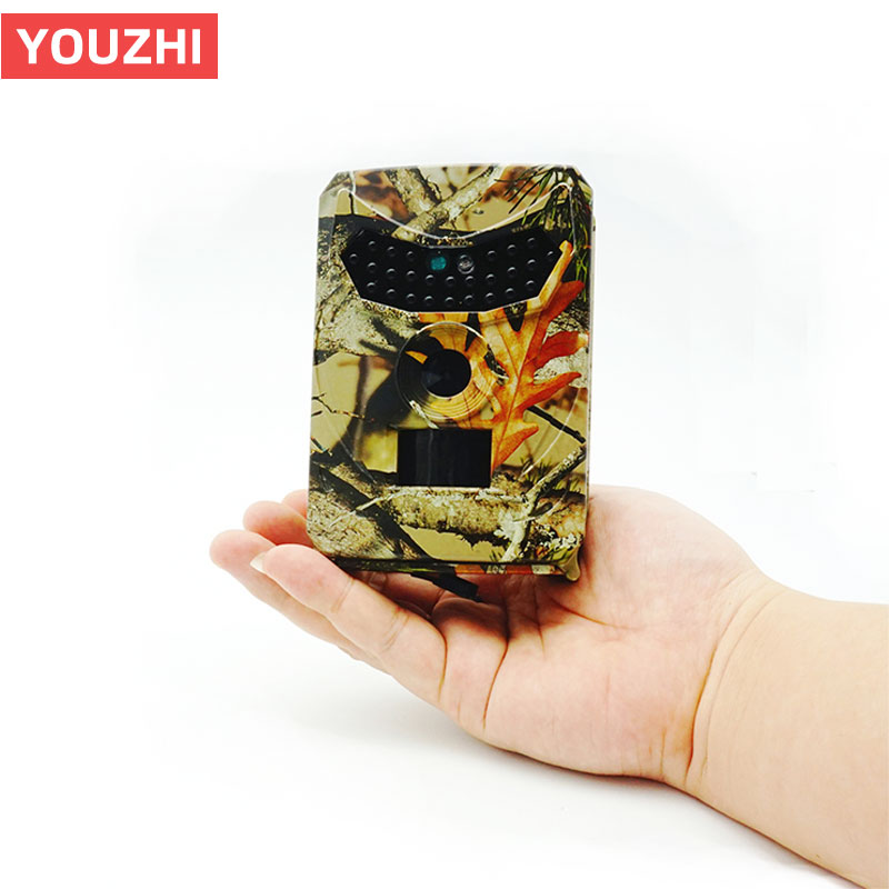 Image 4 - Night Vision Digital Hunting Camera PR 100 Waterproof Trap Trail Camera 26pcs Infrared LED120 Degree 12MP Wild Camera-in Surveillance Cameras from Security & Protection