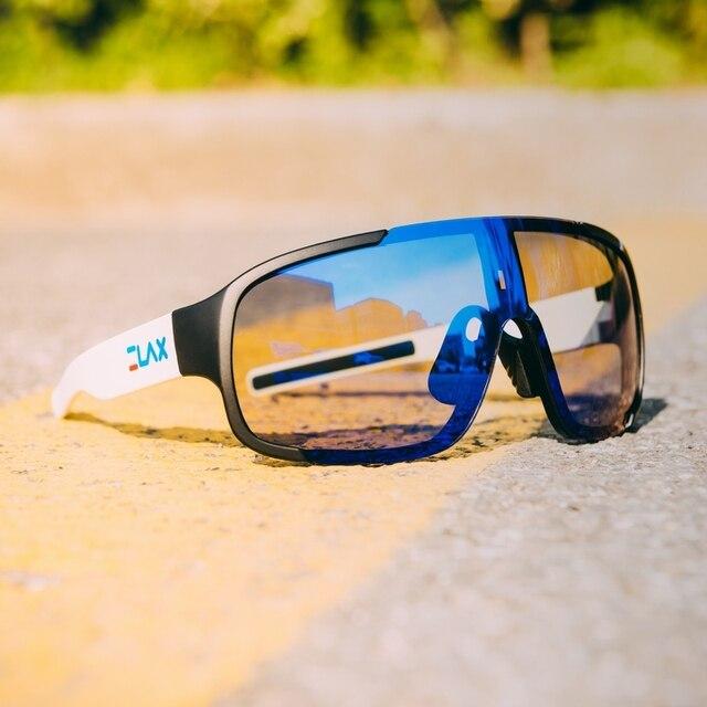 Design da marca óculos de ciclismo mountain bike óculos ciclismo mtb esporte bicicleta ao ar livre óculos de sol 3