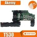 Оригинальная материнская плата For Lenovo ThinkPad T530 nvidia N13P-NS1-A1 FRU 04w6824
