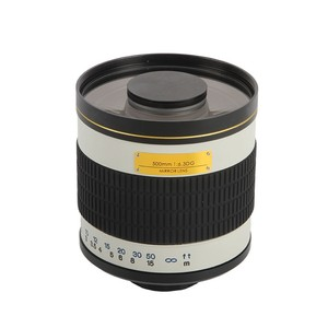 Image 3 - 500 مللي متر F/6.3 كاميرا تليفوتوغرافي دليل عدسات عاكسة + 2X ومح عدسات لكاميرات كانون نيكون بنتاكس أوليمبوس سوني A6300 A7RII GH5 DSLR