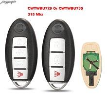 Jingyuqin Автомобильный ключ дистанционного управления 315 МГц