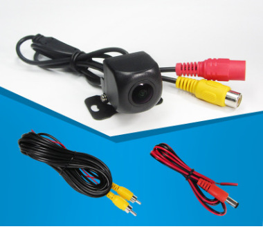 High-definition Rearview Camera Starlight Night Vision Rearview Camera Big Screen Only Rear View On Board Camera
