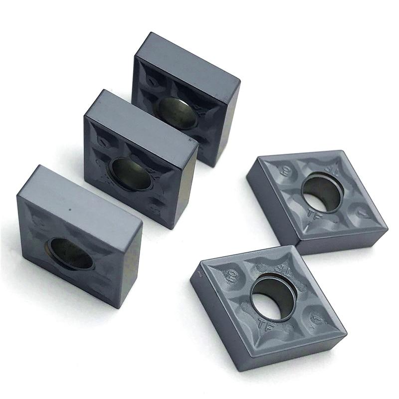 Купить с кэшбэком CNMG120404 TF IC907 CNMG120404 TF IC908 External Turning Tools Carbide insert CNC lathe tool CNMG 120404 turning insert  tools
