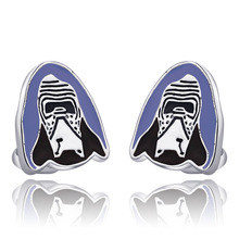 Hot Movie Star Wars Cuff Links Metal Cufflinks For Men Shirt Cuff Buttons Wedding Party Christmas Jewelry Accessories classic crystal spider cufflinks for men high quality male french shirt cuff links for men s jewelry birthday wedding gift