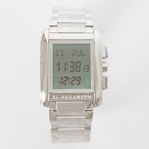 Image 5 - Moslim Athan Horloge Voor Gebeden Met Qibla Richting Moskee Gebed Horloge Met Alfajr Tijd
