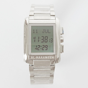 Image 5 - Muslim Athan Watch for Prayers with Qibla Direction Mosque Prayer Wristwatch with Alfajr Time