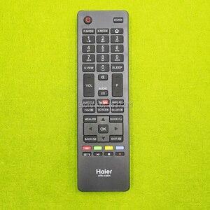 Image 3 - מקורי שלט רחוק HTR A18E HTR A18M HTR A18EN HTR A18H עבור Haier lcd טלוויזיה