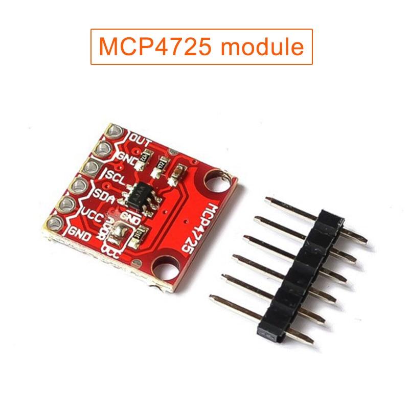 1 шт. Breakout Developmet плата модуль MCP4725 IEC DAC QJY99