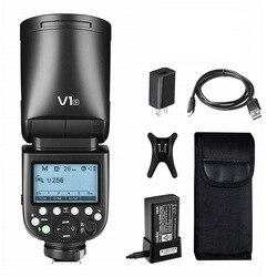 Godox V1 Flash V1C V1N V1S V1F V1O TTL 1/8000s HSS lithium battery Speedlite Flash for Canon Nikon Sony Fuji Olympus