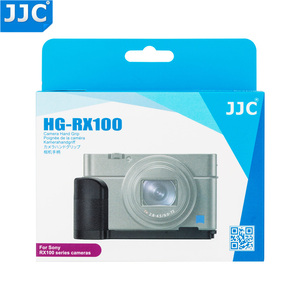 Image 5 - JJC Quick Release L Plate Hand Grip For Sony RX100 VI RX100 VA RX100 V RX100 IV RX100 III RX100 II Replaces Sony AGR2 Holder