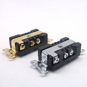 Image 2 - hifi Furutech Rhodium plated US AC Duplex Receptacles Wall Outlet Power Distributor