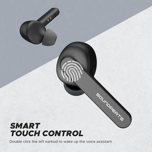 Image 4 - SoundPEATS True Wireless Earbuds Bluetooh 5.0 in Ear TWS Earphones Auto Pair Wireless Headsets with High Definition Mic