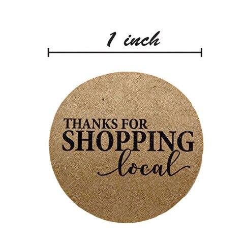 rodada kraft obrigado por fazer compras locais