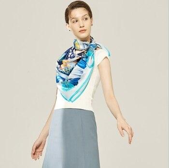 Silk gifts Silk scarves silk silk satin square scarves