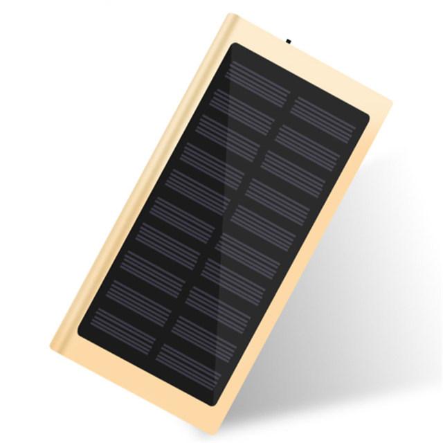 Banco de Energía Solar de 30000mah