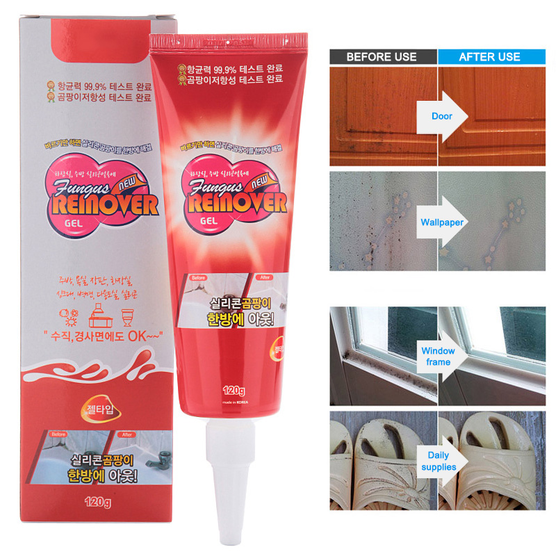 Hot Deep Down Clean Household Mold Remover Gel Cleaning Tool Portable For Home LSK99