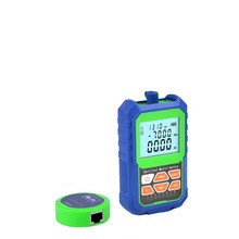 Fiber Optical Power Meter with Light Source SC FC Connector Optic Test Equipment for CCTV CATV Communication Engineering