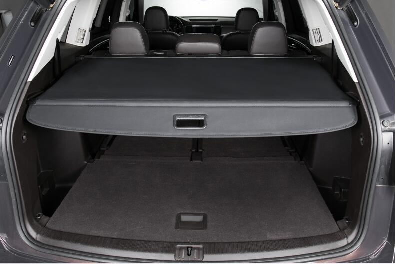 High Qualit Rear Trunk Security Screen Privacy Shield Cargo Cover