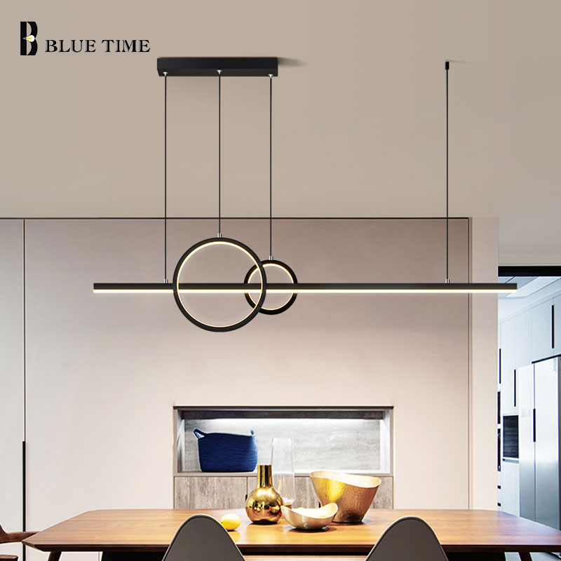 Modern Led Pendant Light for Living Room Dining Room Kitchen Decor Hanging Lighting Pendant lamp Home Indoor Lamparas de techo