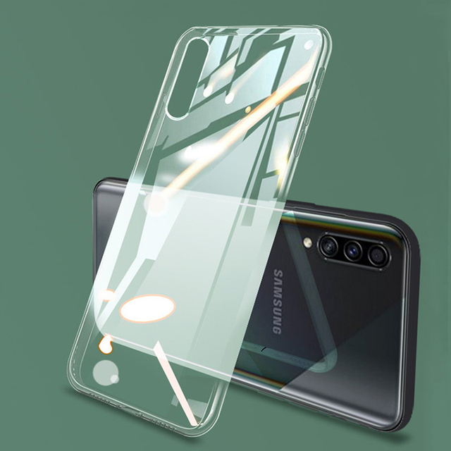 Ultra thin clear phone case for sa