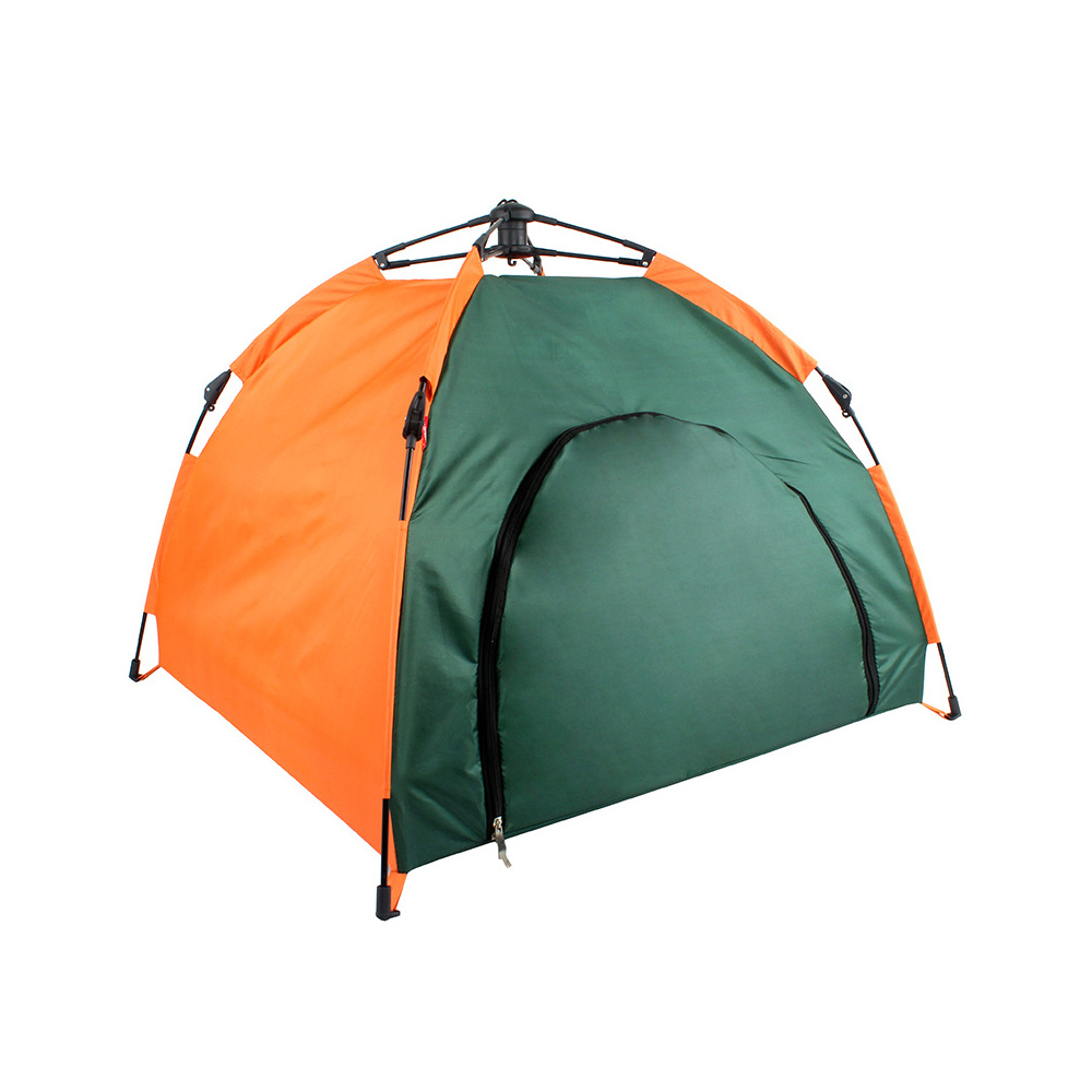 dog tent camping