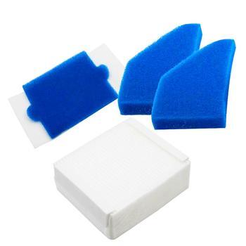 Zestaw filtrów nadaje się do parkietu Thomas Aqua + Multi Clean X8 Aqua + Pet amp Family Perfect Air Animal Pure as odkurzacze tanie i dobre opinie BPfire CN (pochodzenie) Vacuum Cleaner accessories Filtry Odkurzacz części